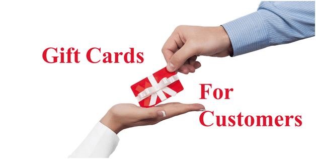 Reasons to Provide Gift Cards to Your Customers